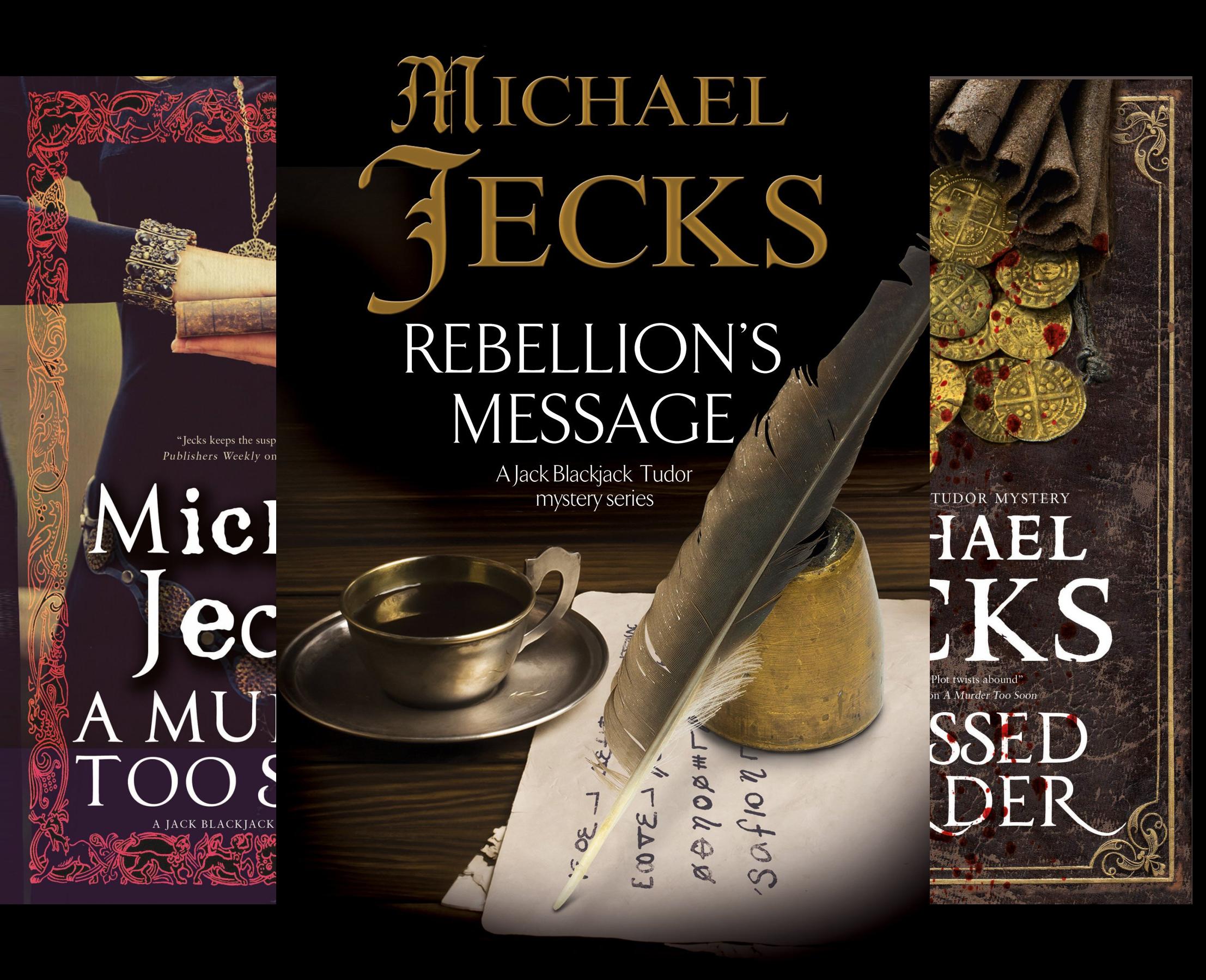 A Jack Blackjack Mystery (3 Book Series)