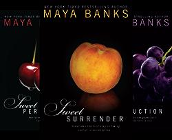 Sweet Series (6 Book Series) by  Maya Banks