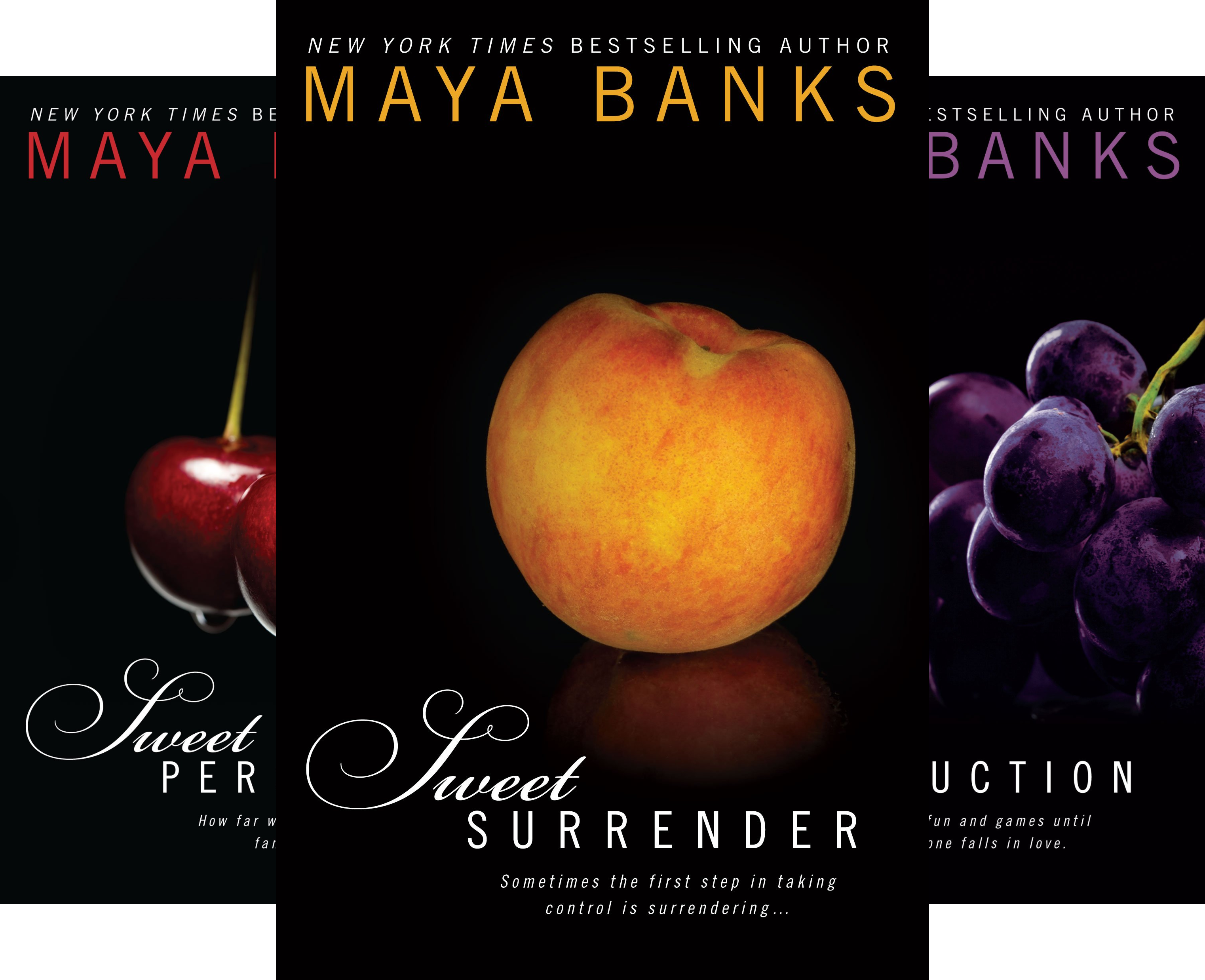 Sweet Surrender (6 Book Series) Pdf