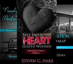 Backroad Poetry (4 Book Series) by  Steven Harz