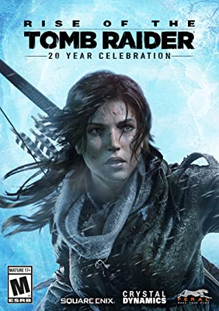 Rise of the Tomb Raider: 20 Year Celebration [Online Game Code]