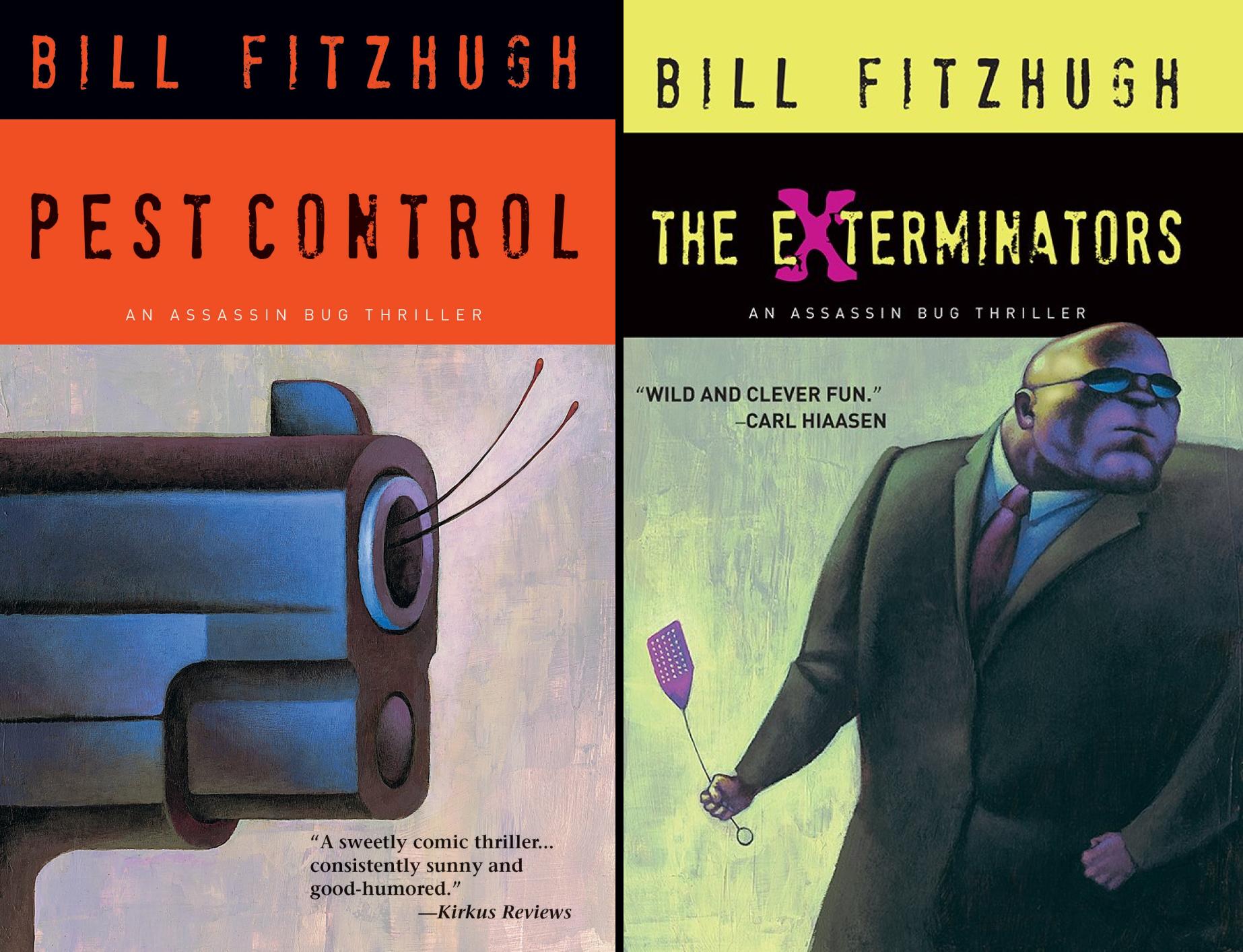 Bug Assassin (Assassin Bug Thrillers (2 Book Series))