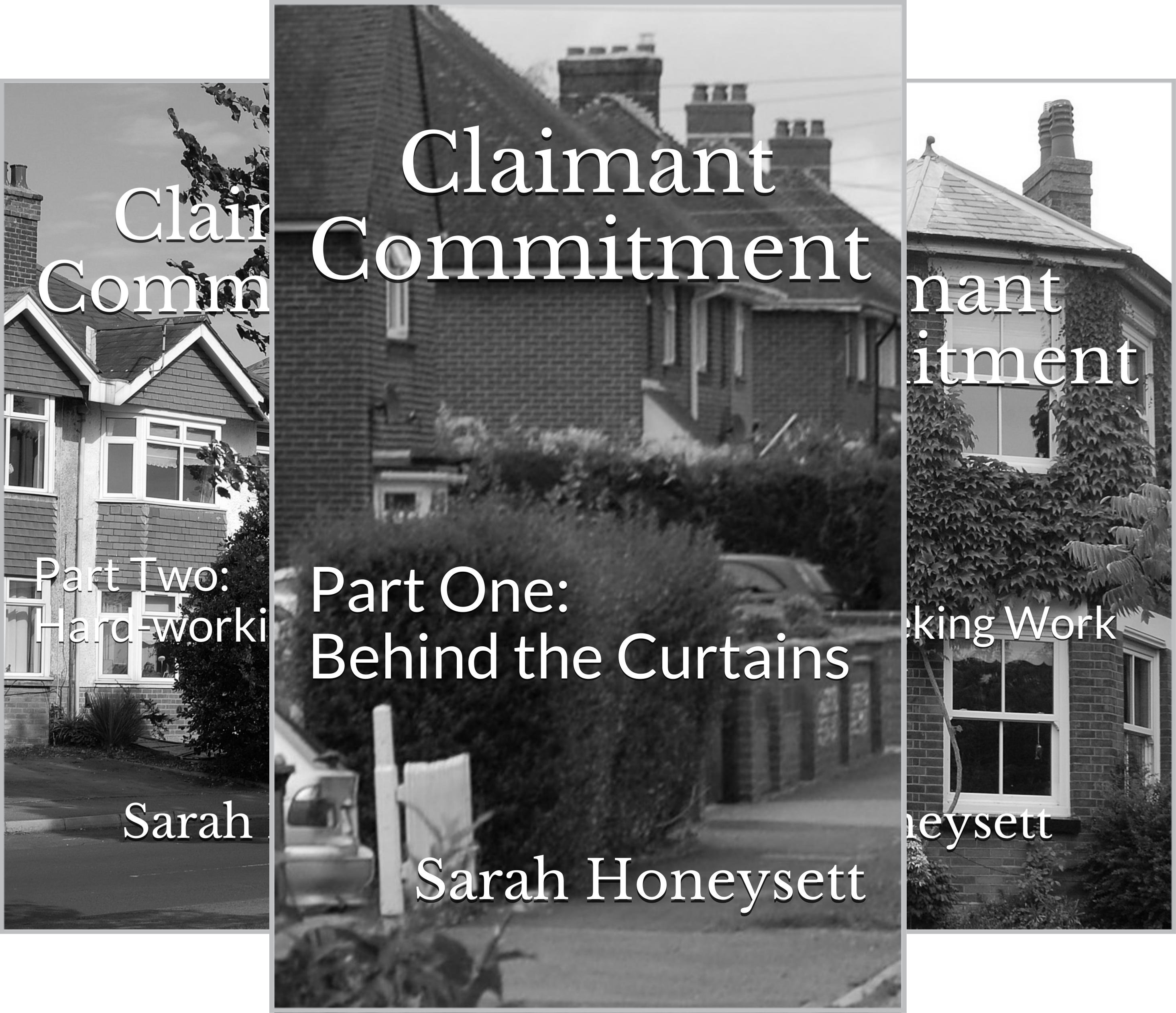 Claimant Commitment (3 Book Series)