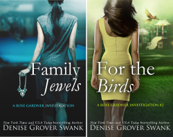 Rose Gardner Investigations (2 Book Series) by  Denise Grover Swank Grover Swank, Denise