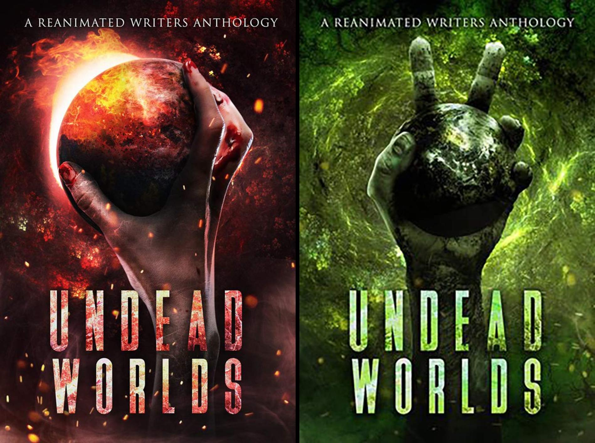 Books : Undead Worlds (2 Book Series)