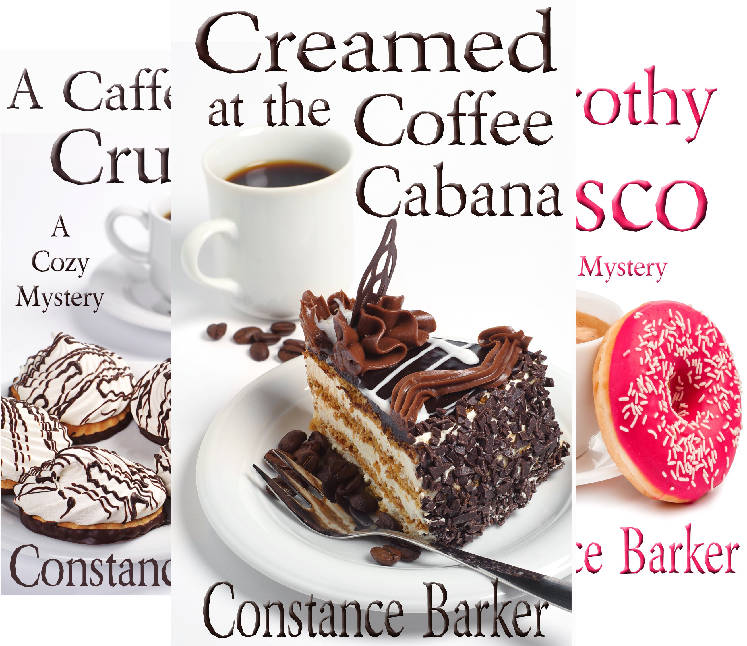 Sweet Home Mystery Series (8 Book Series)