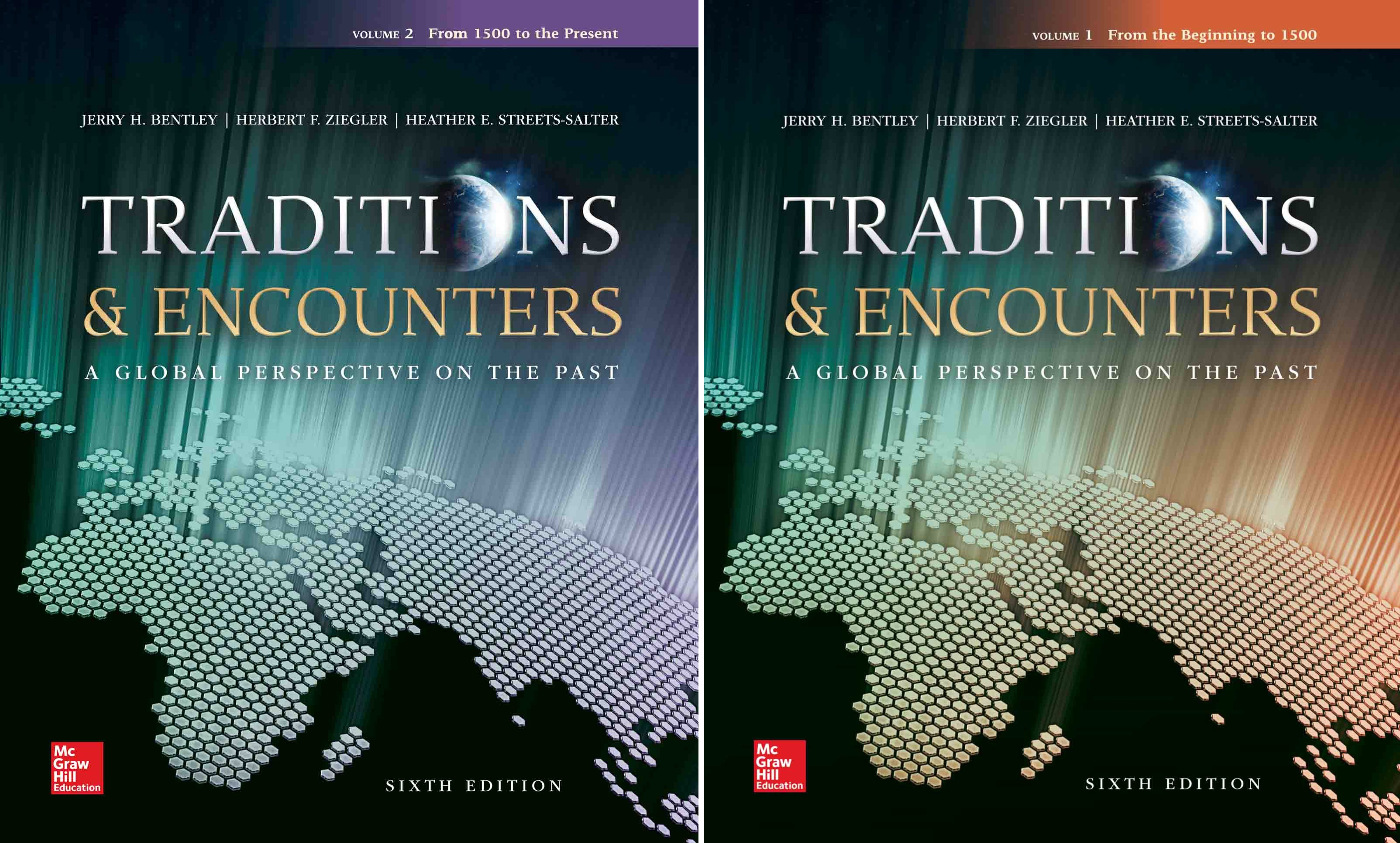 Traditions and Encounter (2 Book Series)