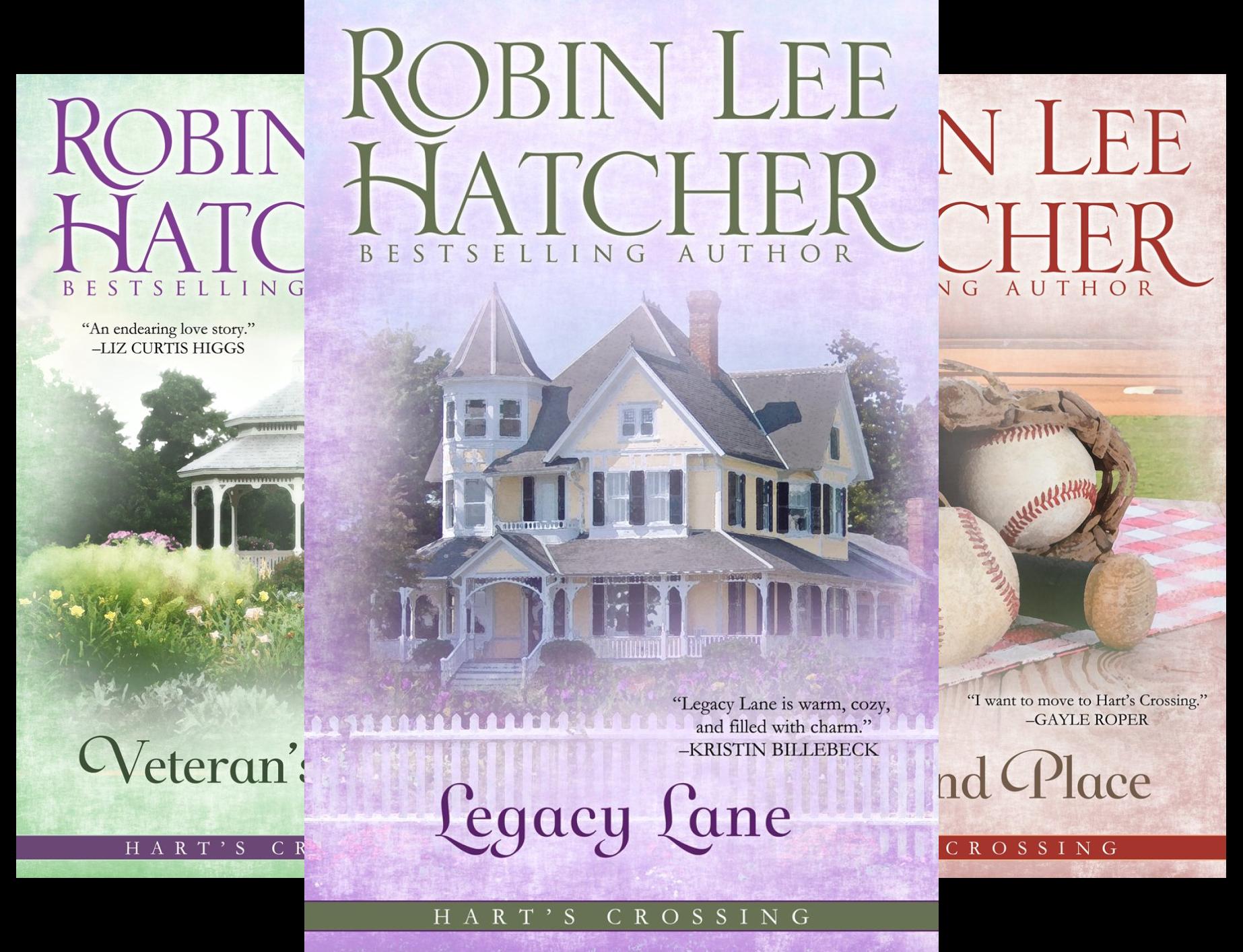 Harts Crossing (4 Book Series)