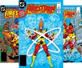 img - for The Fury of Firestorm (1982-1990) (Issues) (50 Book Series) book / textbook / text book