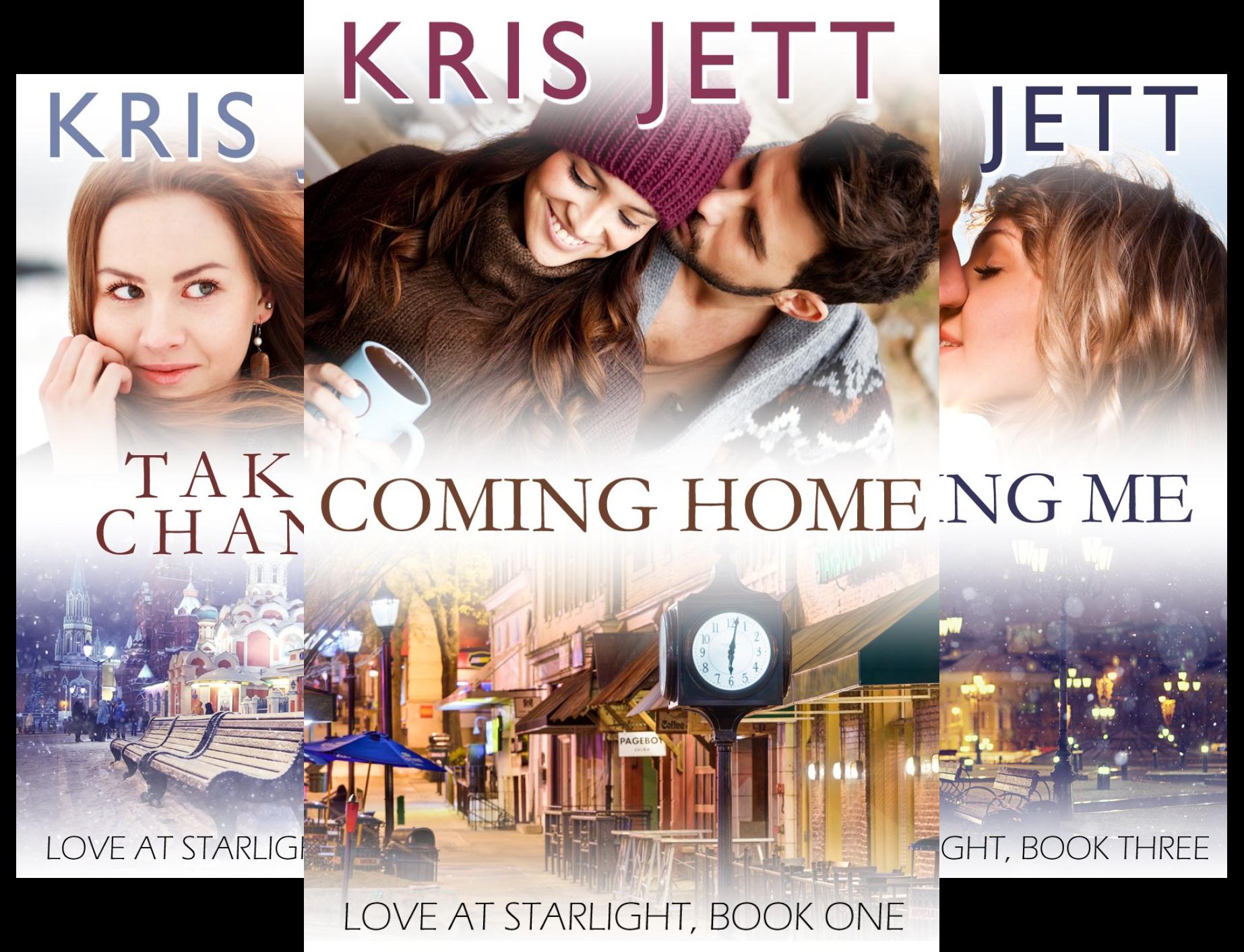 Love at Starlight (3 Book Series)