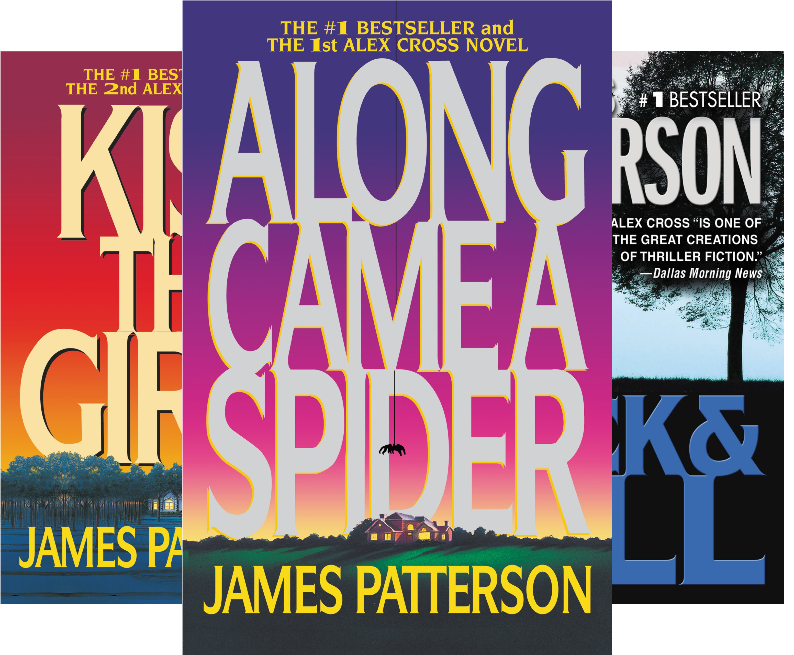 Alex Cross (25 Book Series)