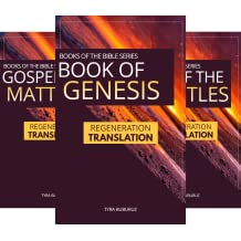 Regeneration Translation Bible Series (4 Book Series)