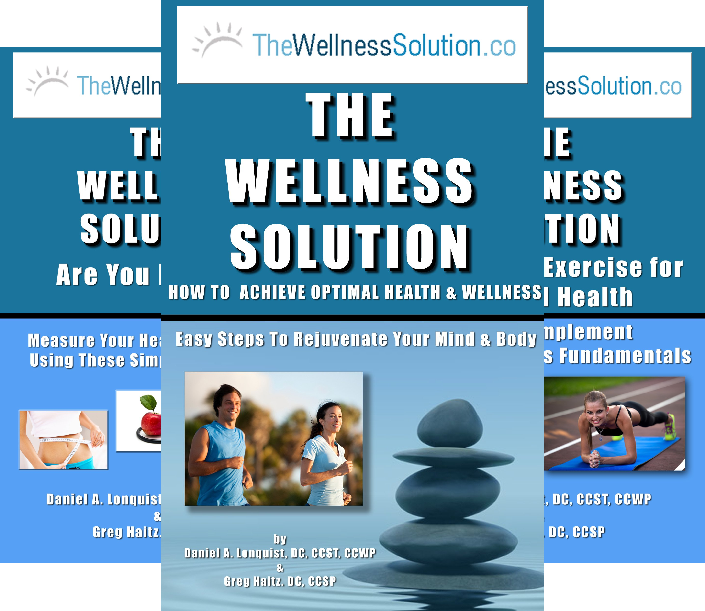 The Wellness Solution (12 Book Series)