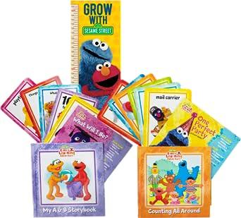 Elmo's Learning Adventure - Preschool Learning Kit Subscription