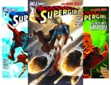 img - for Supergirl (2011-2015) (Issues) (42 Book Series) book / textbook / text book