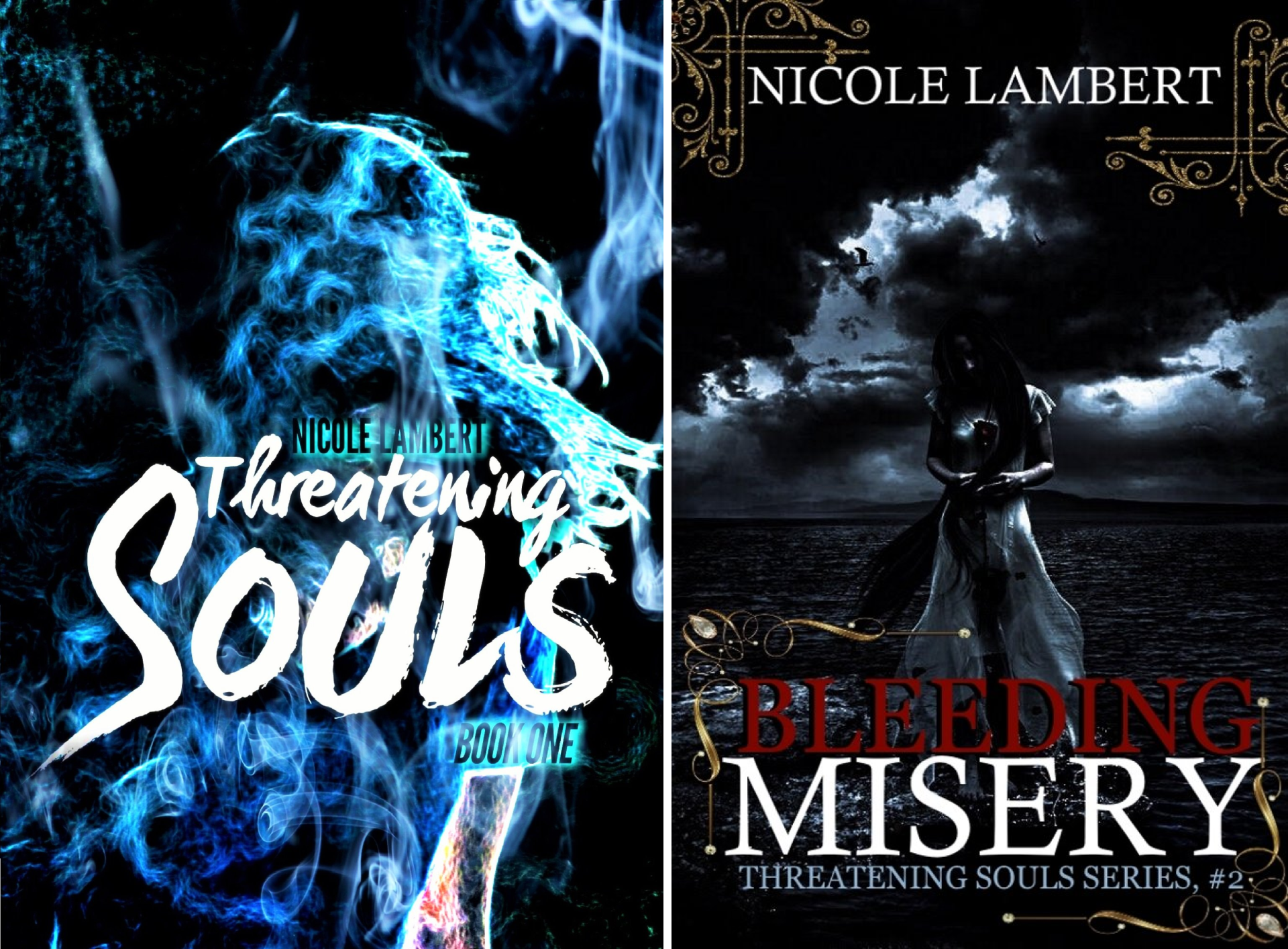 Threatening Souls Series (2 Book Series)