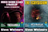 img - for Broken Vacuum Cleaner & MacKillop (2 Book Series) book / textbook / text book