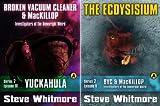 img - for Broken Vacuum Cleaner & MacKillop (2 Book Series) book / textbook / text book