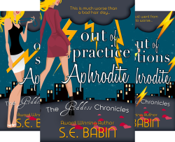 The Goddess Chronicles (7 Book Series) by  S.E. Babin