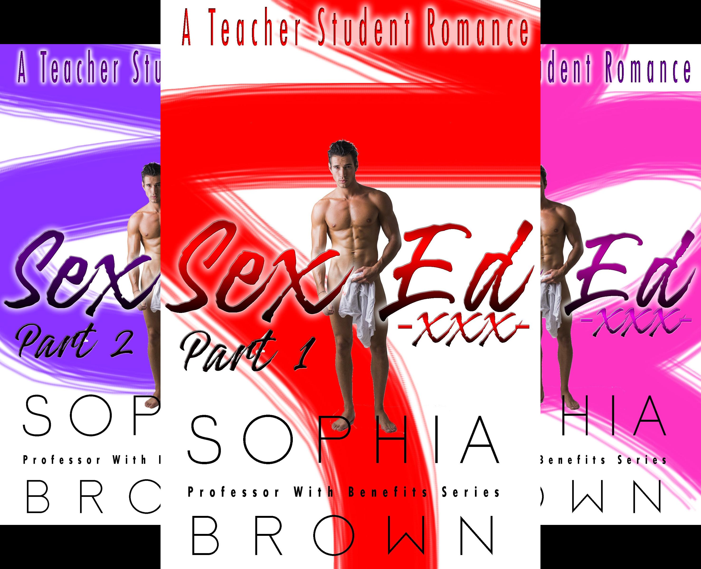 Professor With Benefits Series (3 Book Series)
