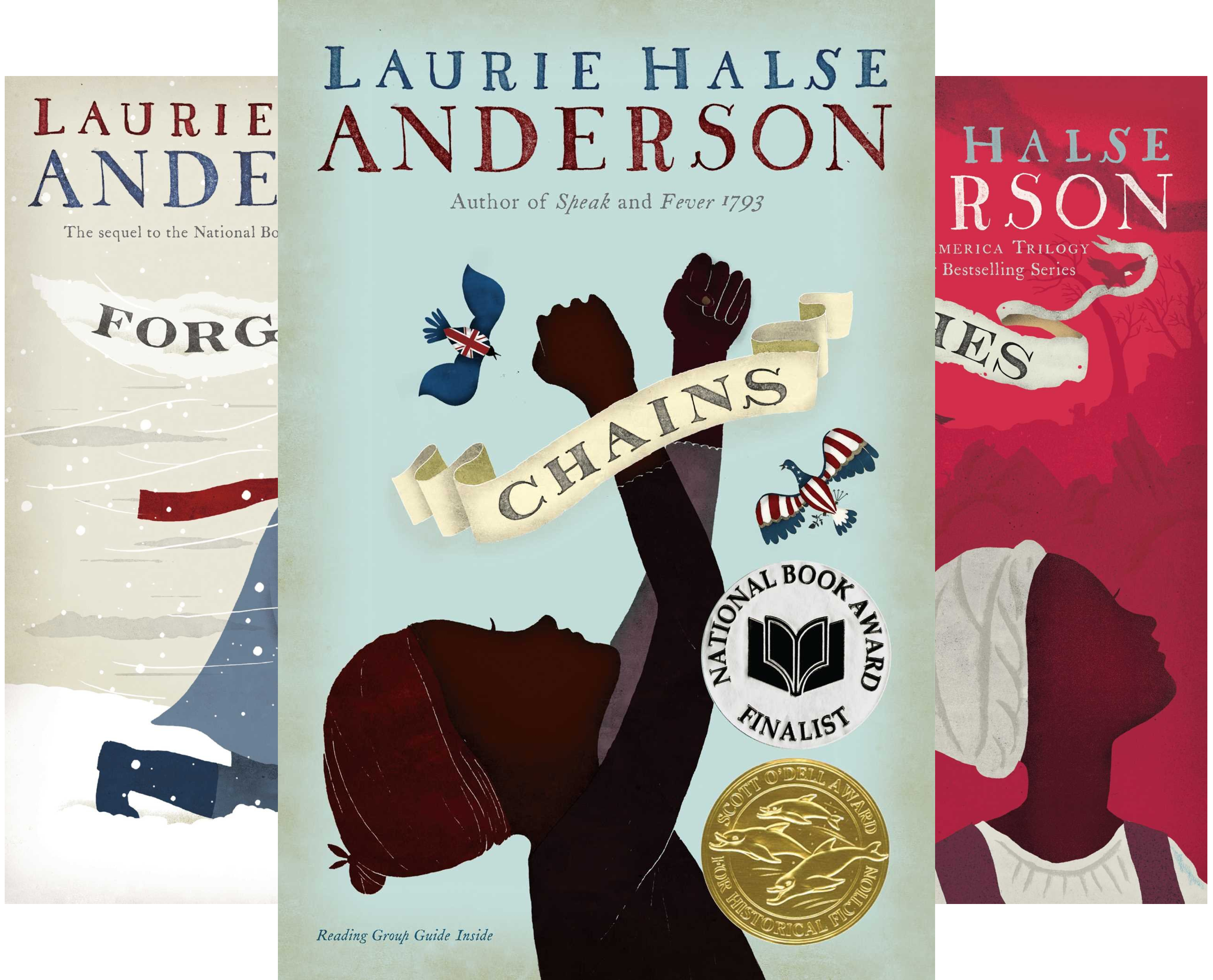 The 1 best chains by laurie halse anderson ebook 2020