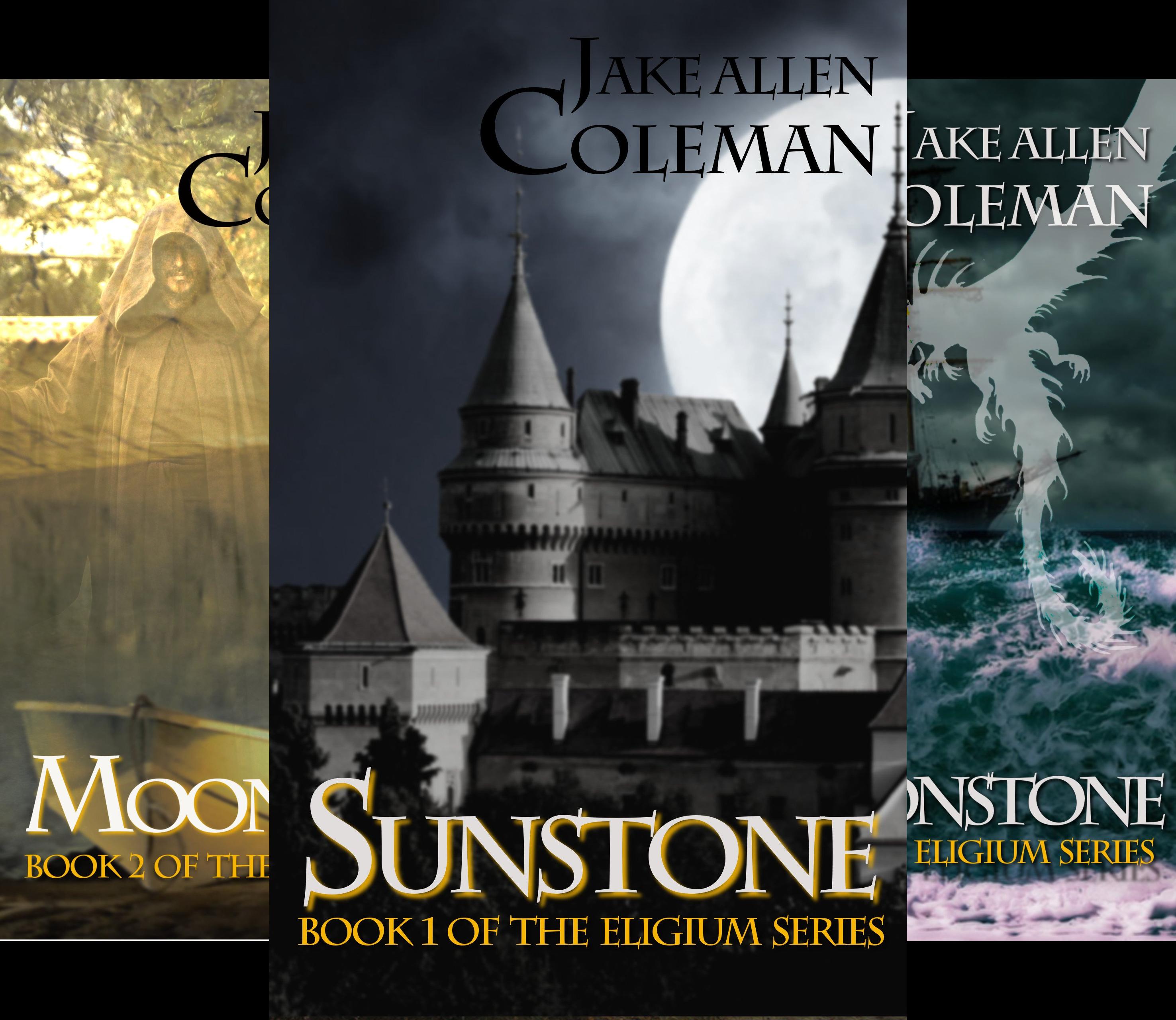 Eligium Series (4 Book Series)