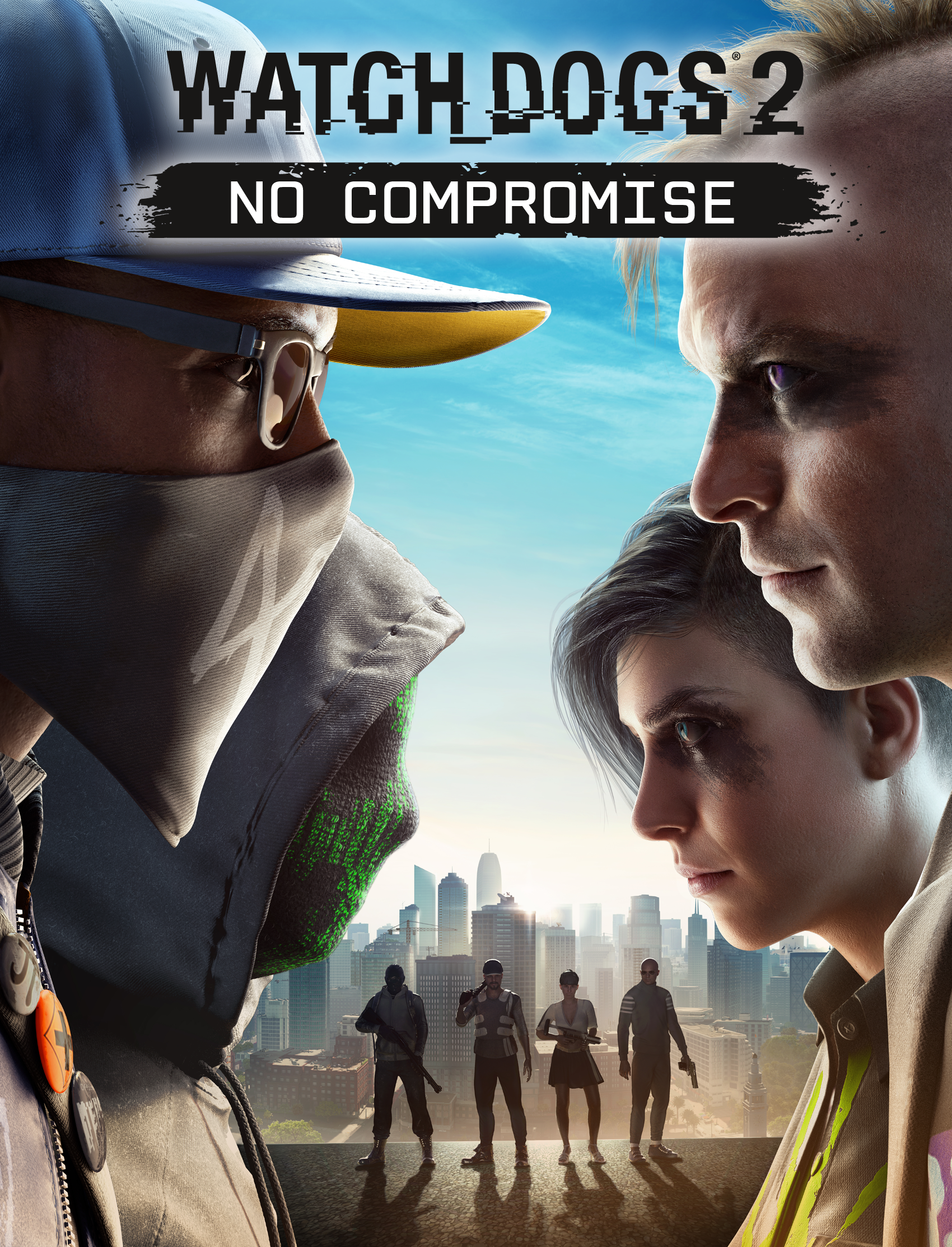 Watch Dogs 2 - No Compromise [Online Game Code]