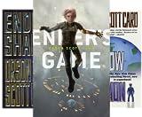 Ender's Saga Boxed Set: Ender's Game, Ender's Shadow, Shadow of the Hegemon (3 Book Series)