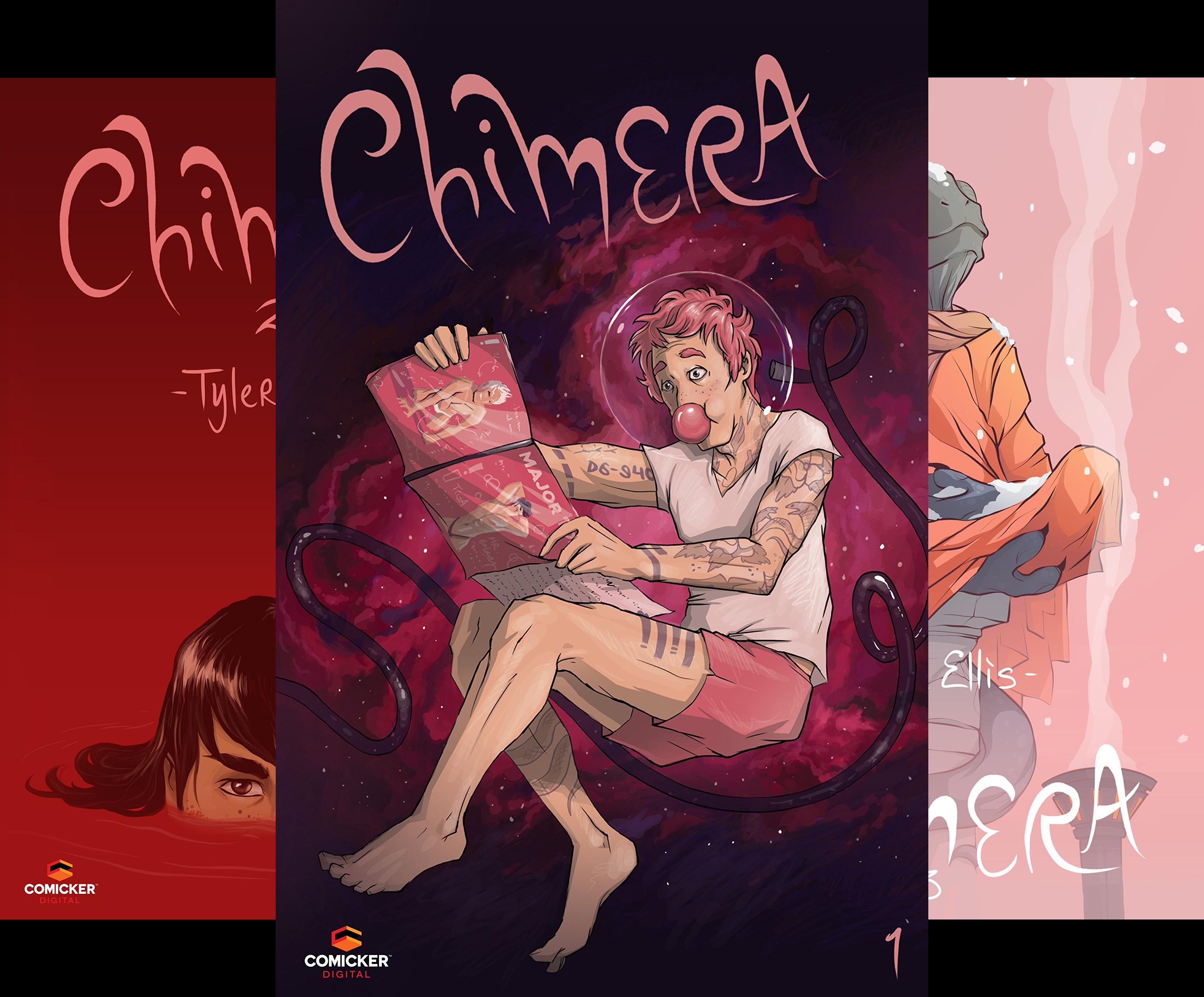 Chimera (6 Book Series)