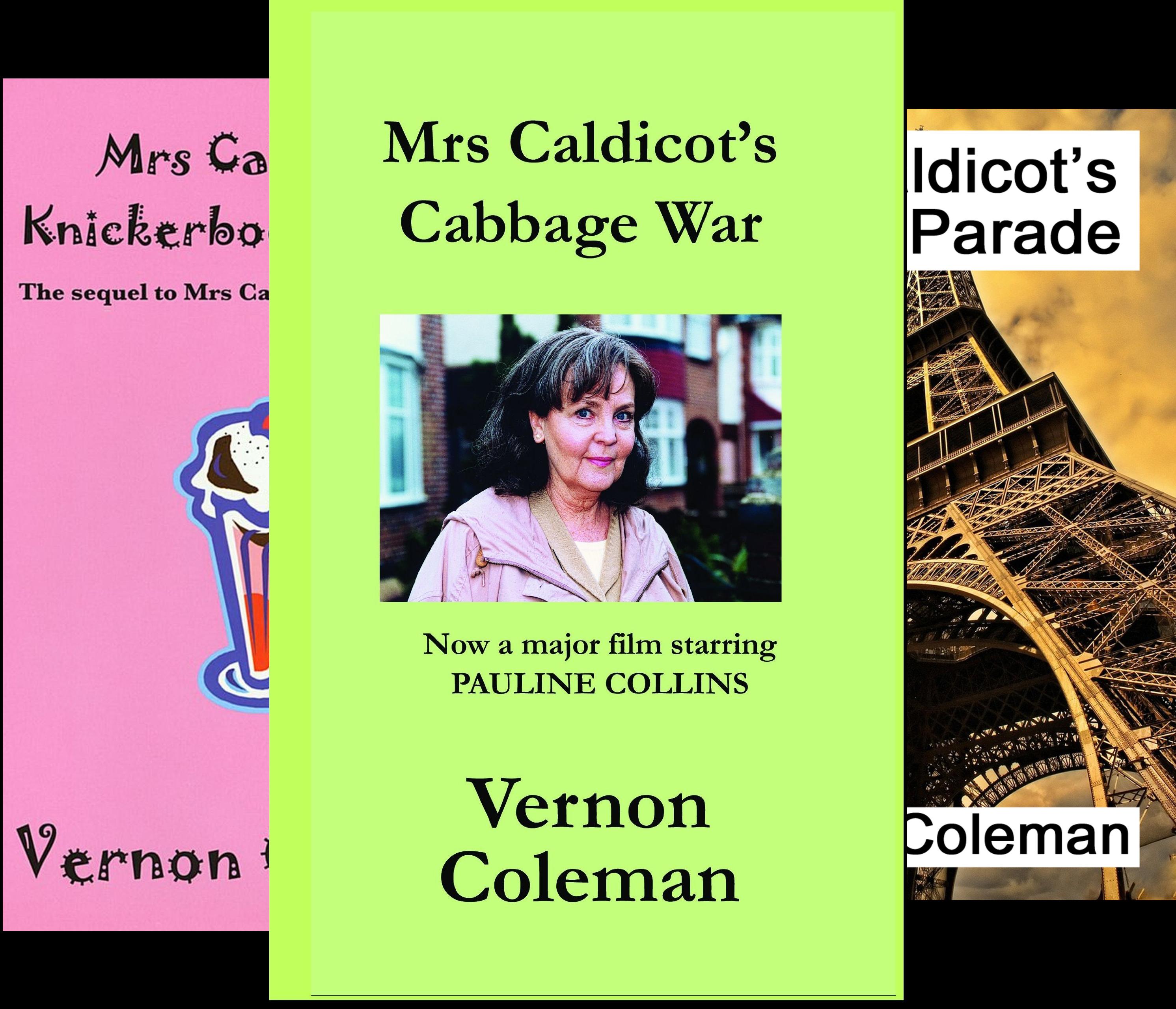 Mrs Caldicot (3 Book Series)