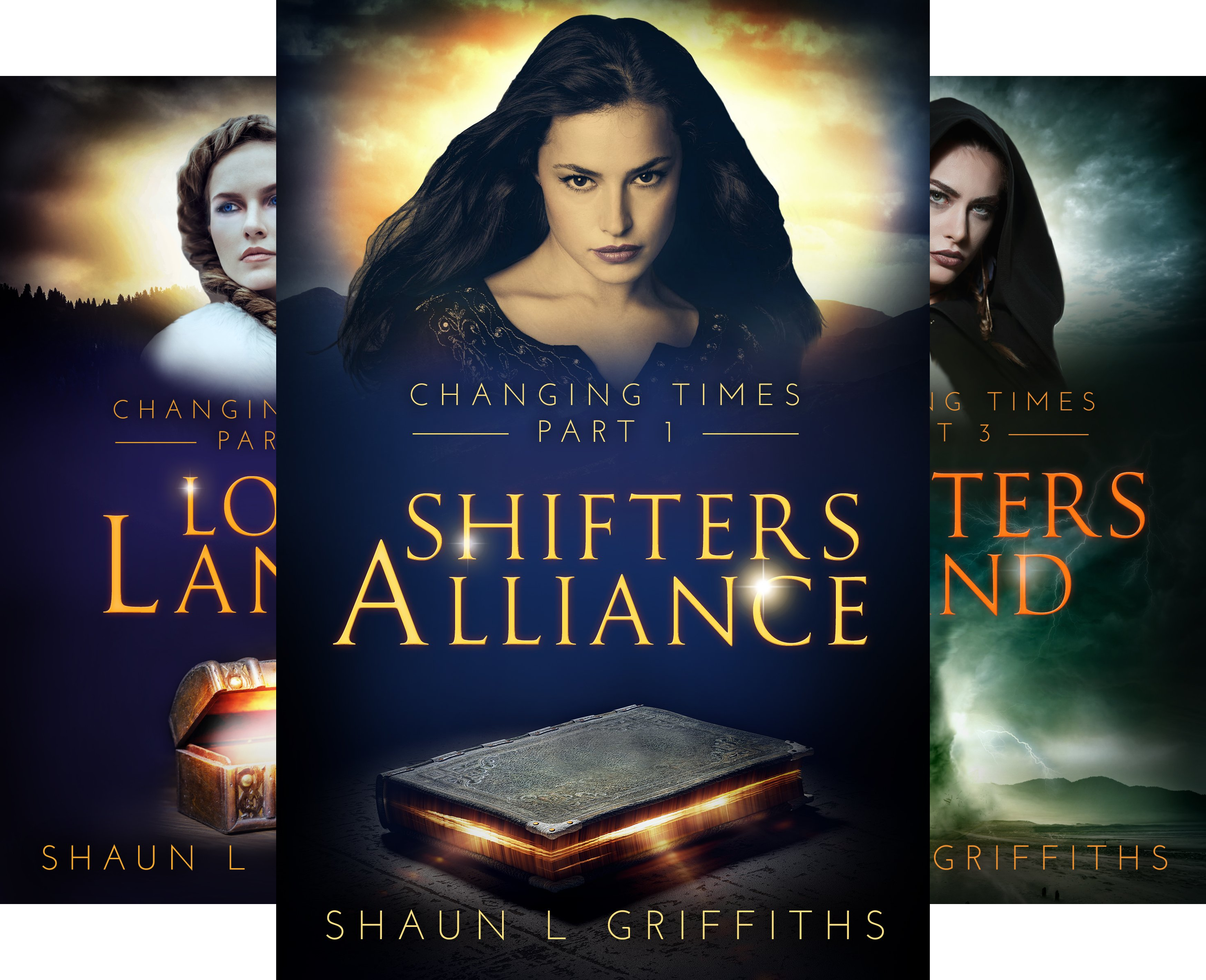 CHANGING TIMES (3 Book Series)