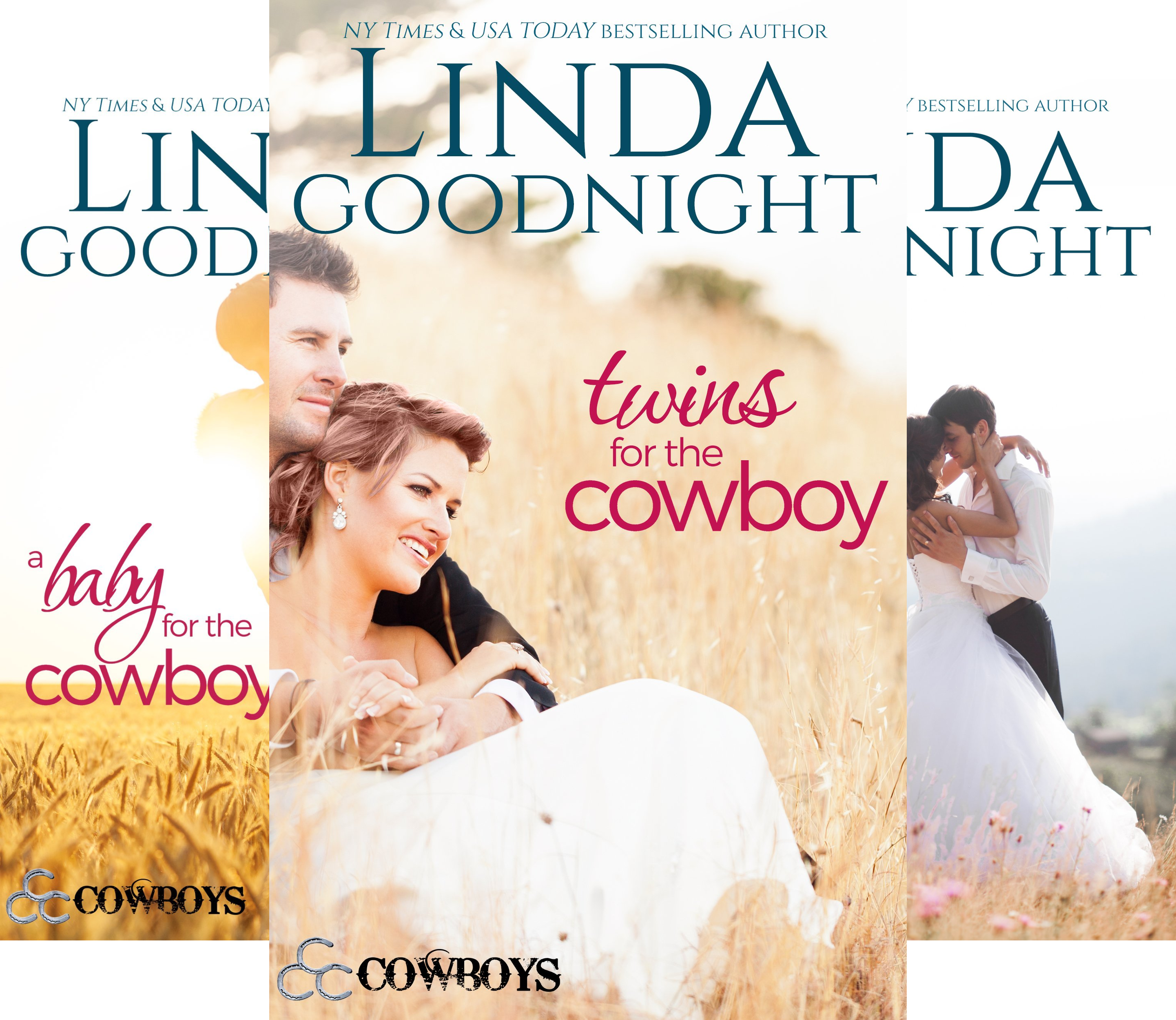 Triple C Cowboys (3 Book Series)
