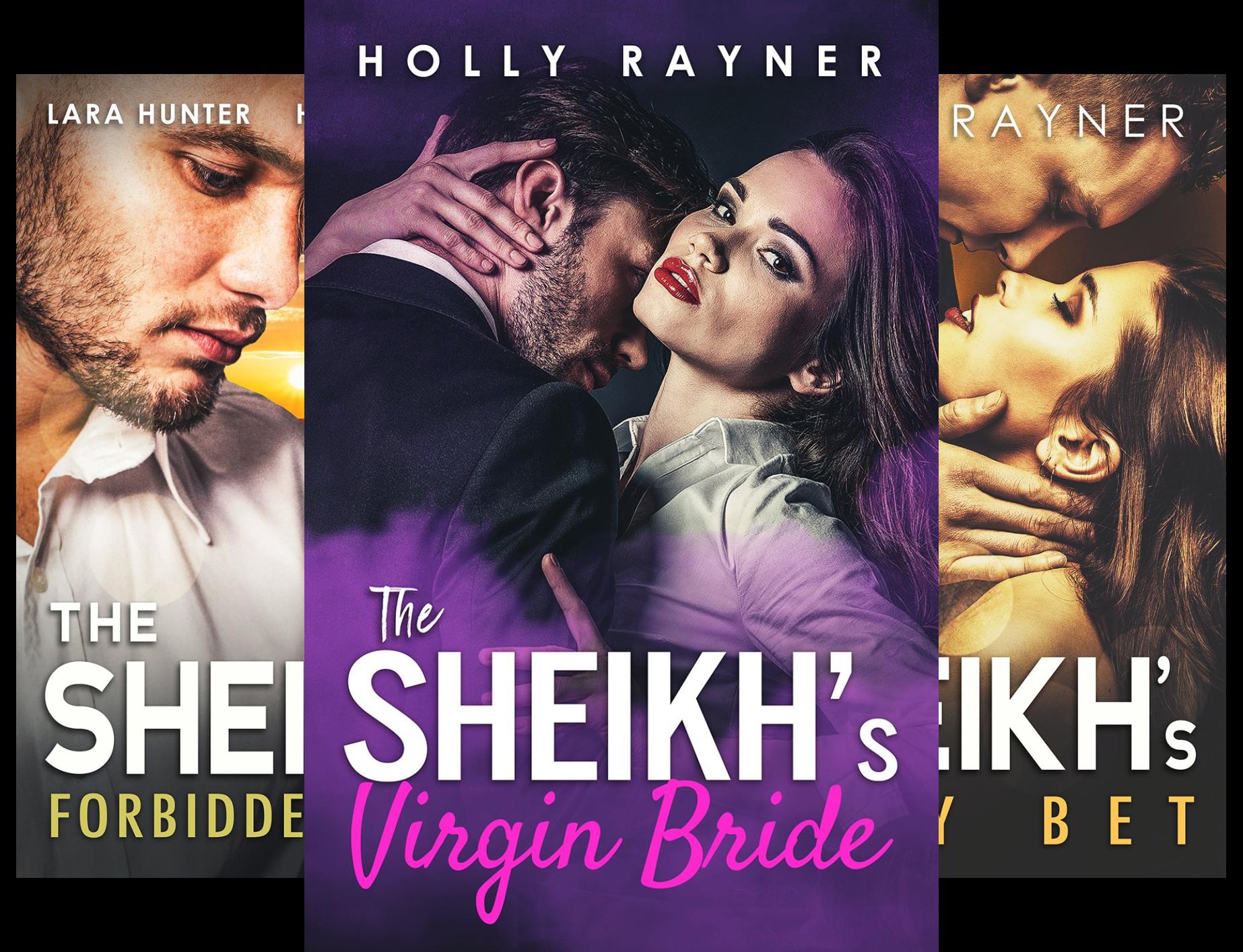 Desert Princes (5 Book Series)