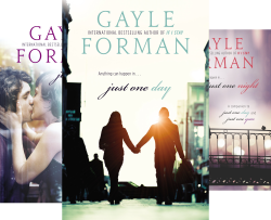 Just One Day (3 Book Series) by  Gayle Forman