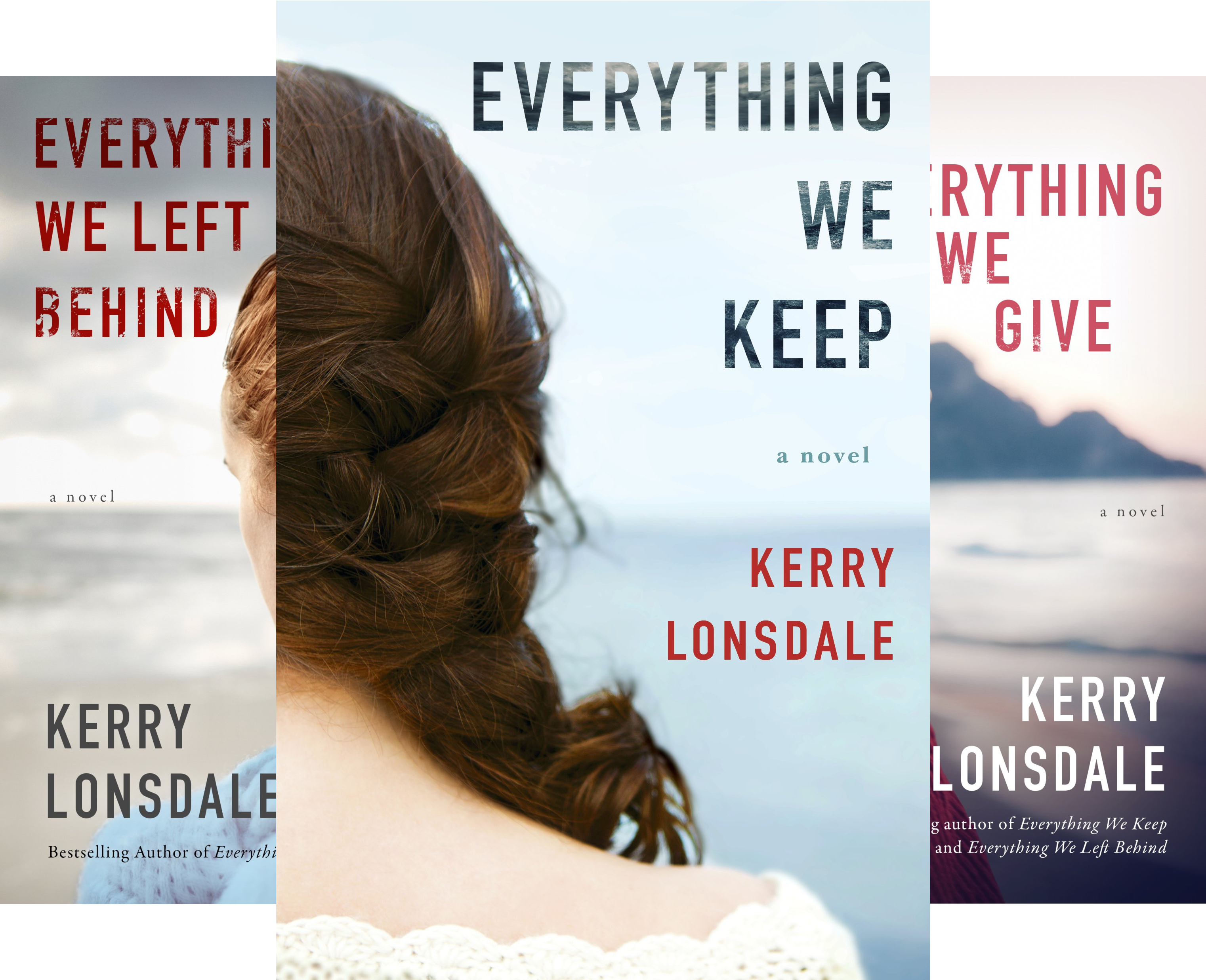 The Everything Series (3 Book Series)