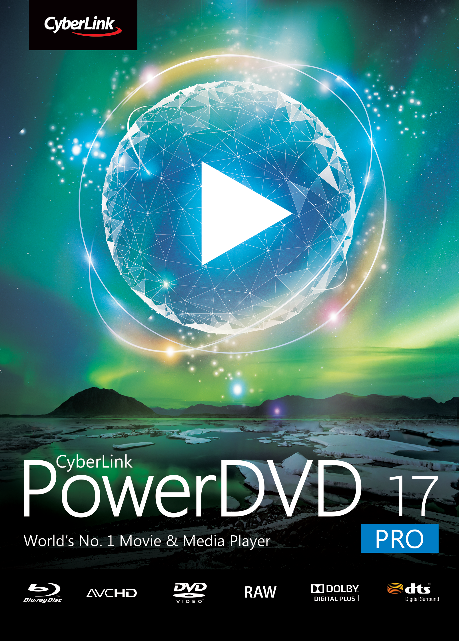 CyberLink PowerDVD 17 Pro [Download] (Pro Cd Photo)