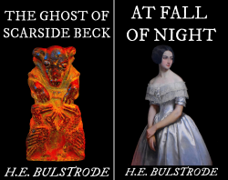 Tales of the Uncanny (2 Book Series) by  H.E. Bulstrode
