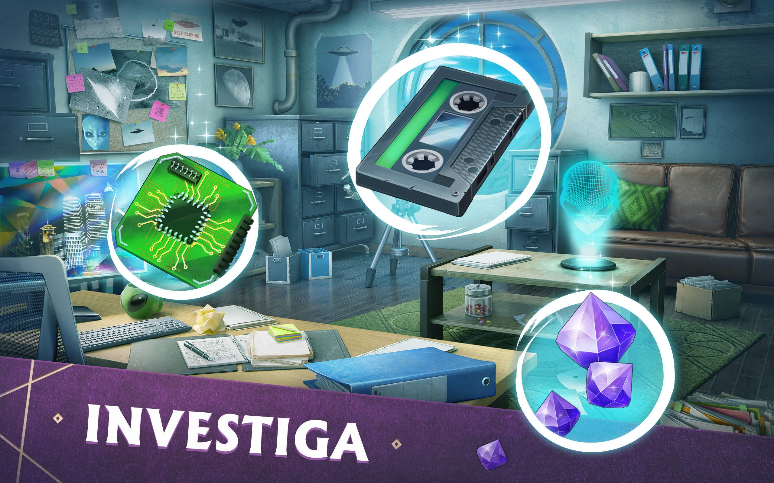 Mystery Manor: Objetos ocultos: Amazon.es: Appstore para Android