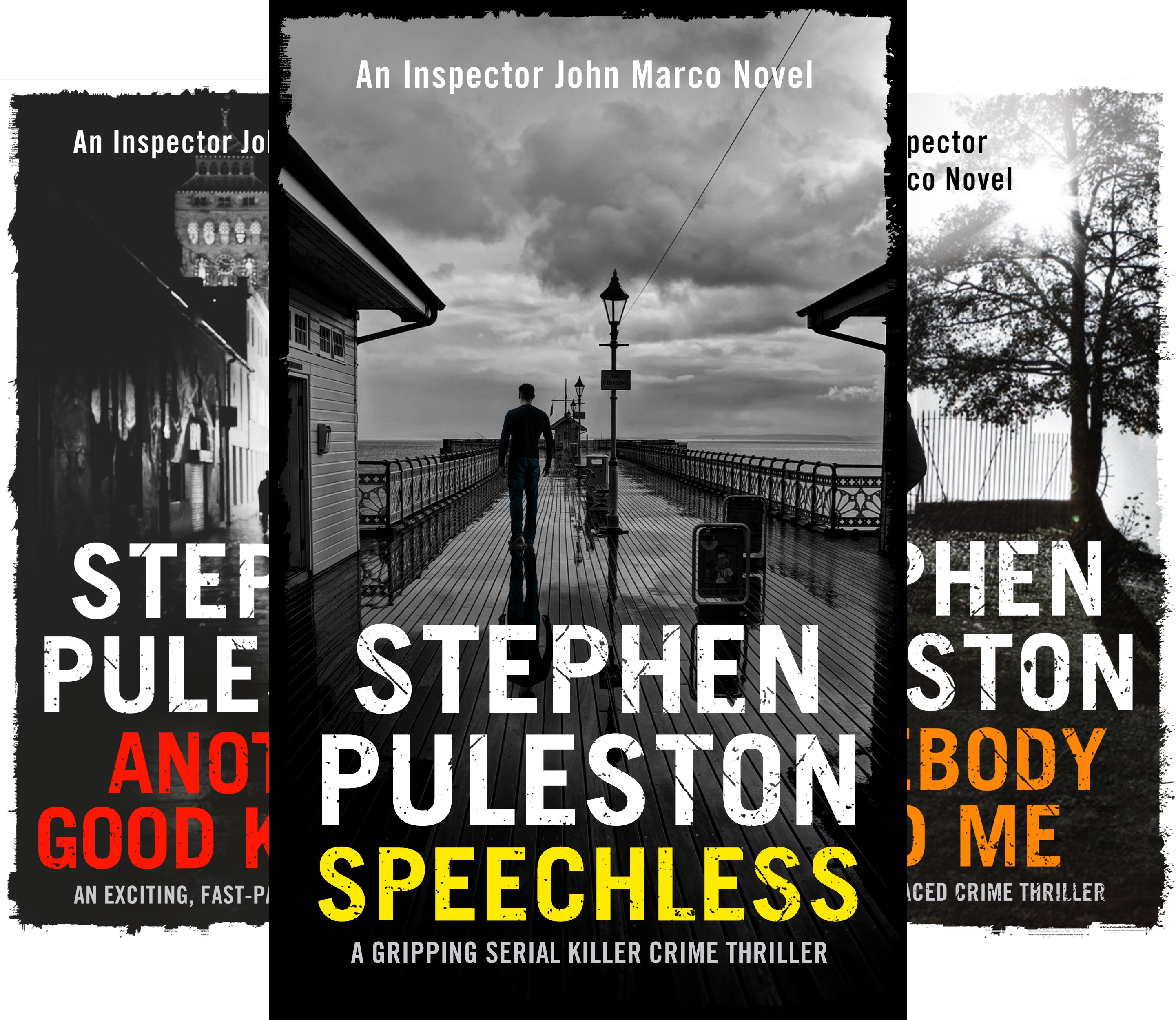 Detective Inspector Marco (4 Book Series)
