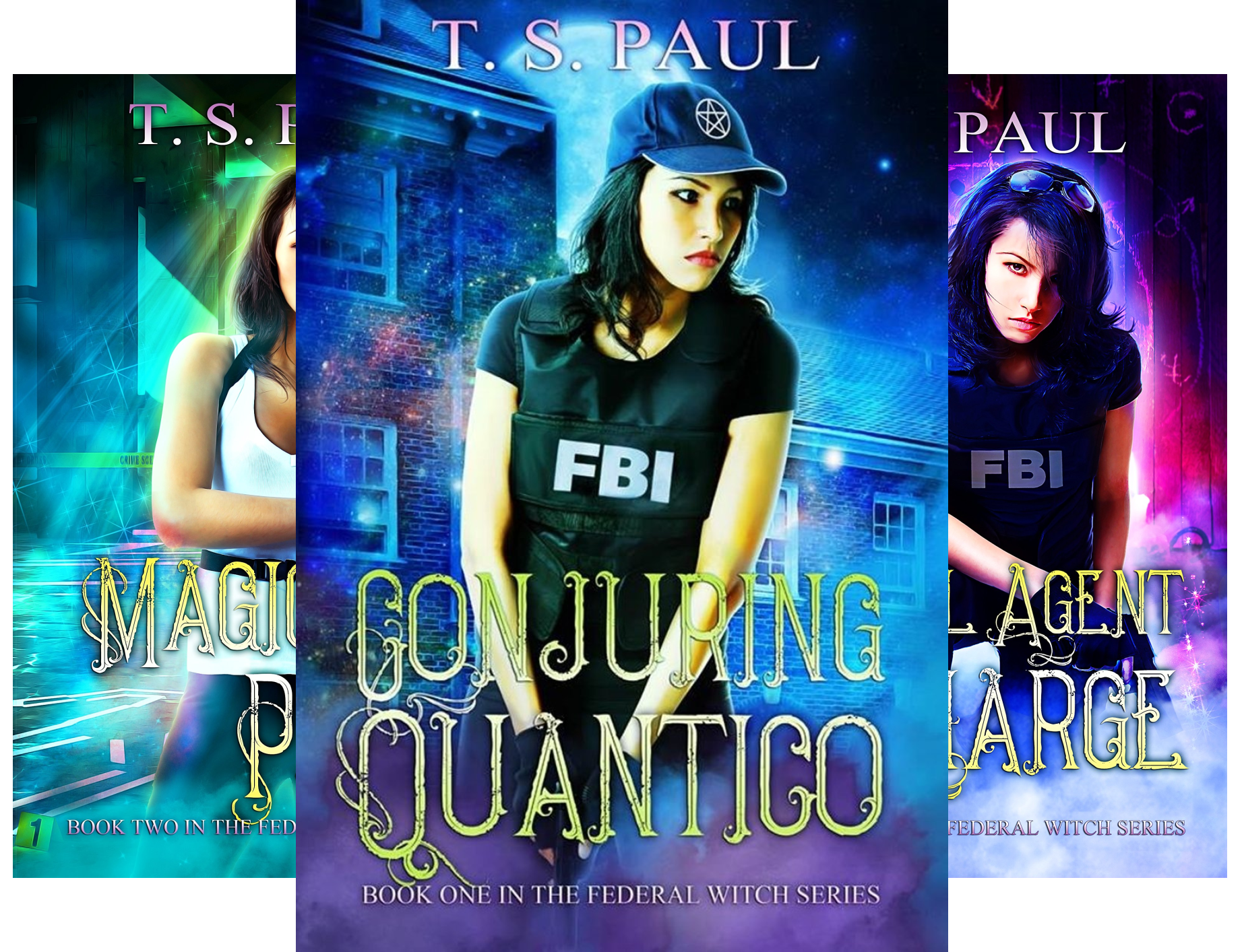The Federal Witch (5 Book Series)