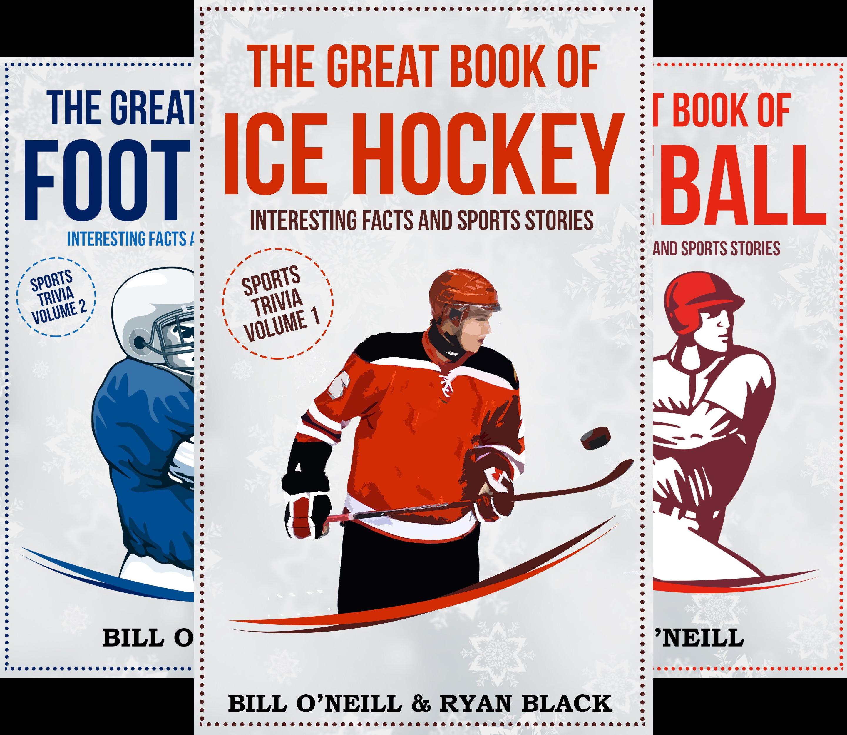Sports Trivia (3 Book Series)