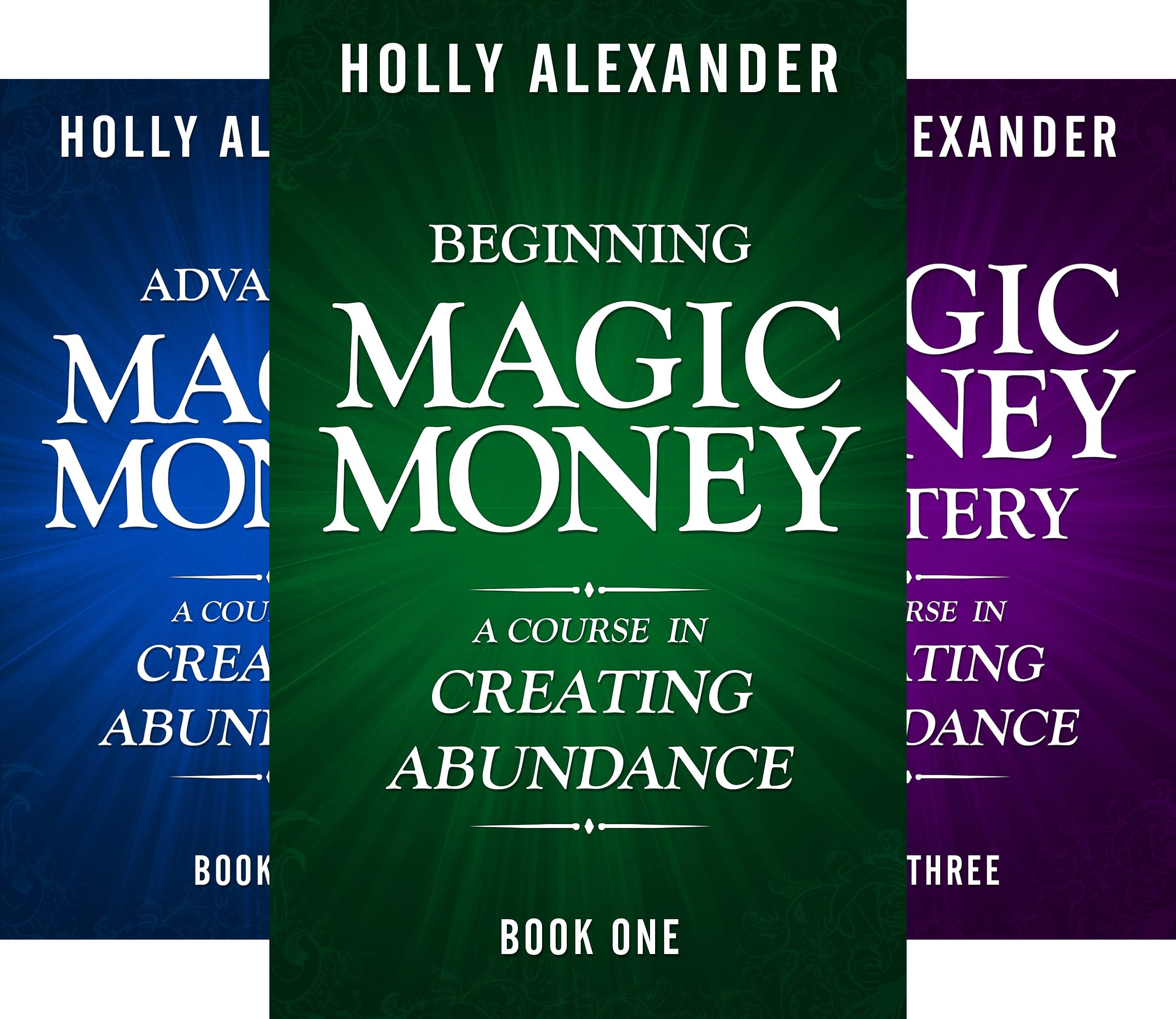 Magic Money Books (4 Book Series)