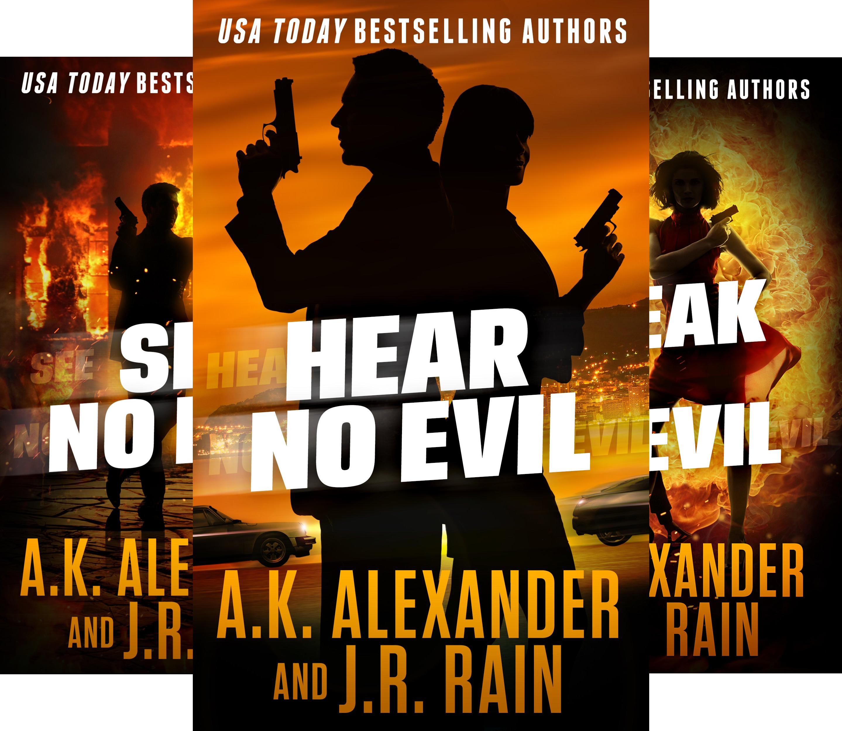 The PSI Series (4 Book Series)