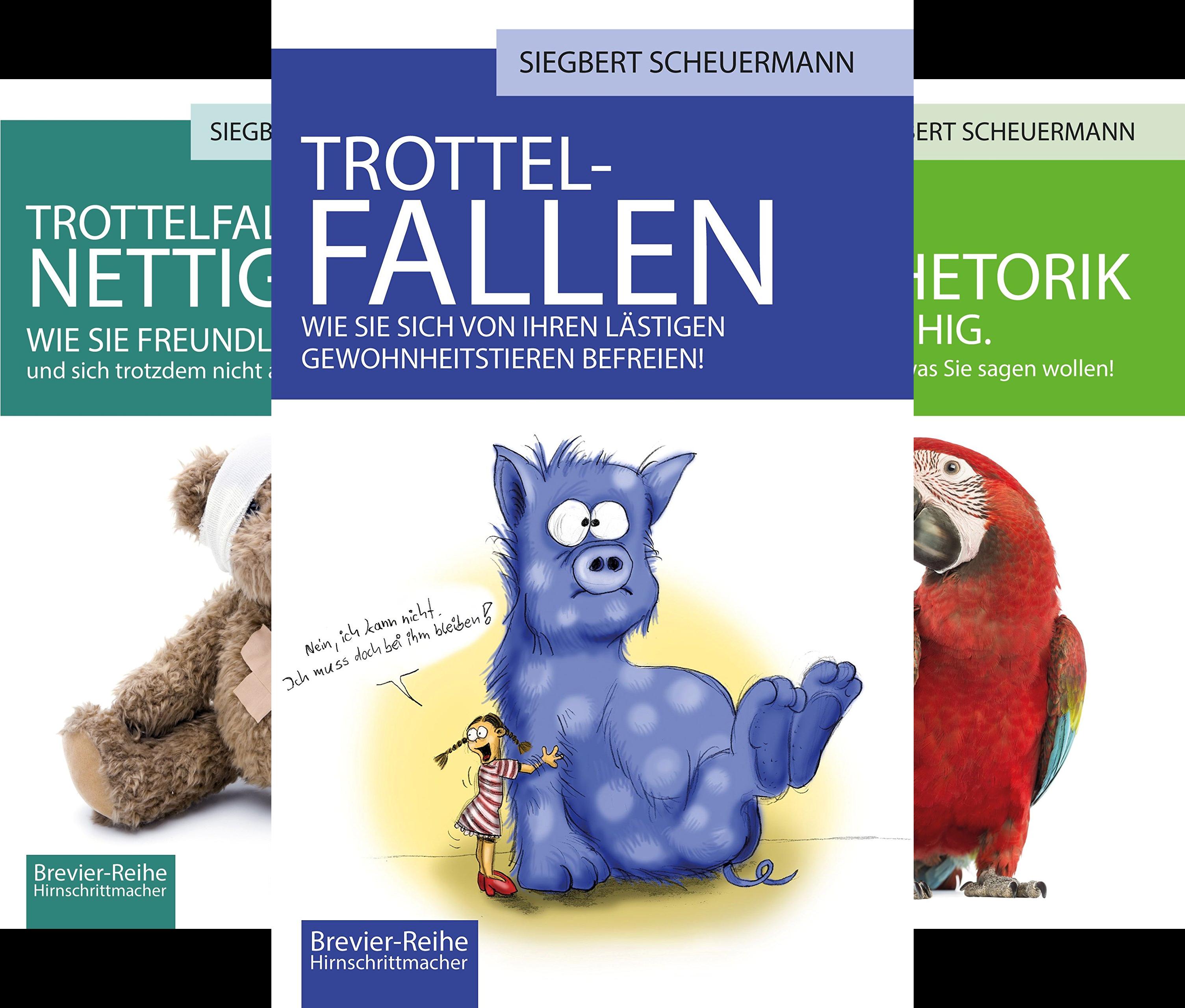 Brevier-Reihe Hirnschrittmacher (Reihe in 5 Bänden)