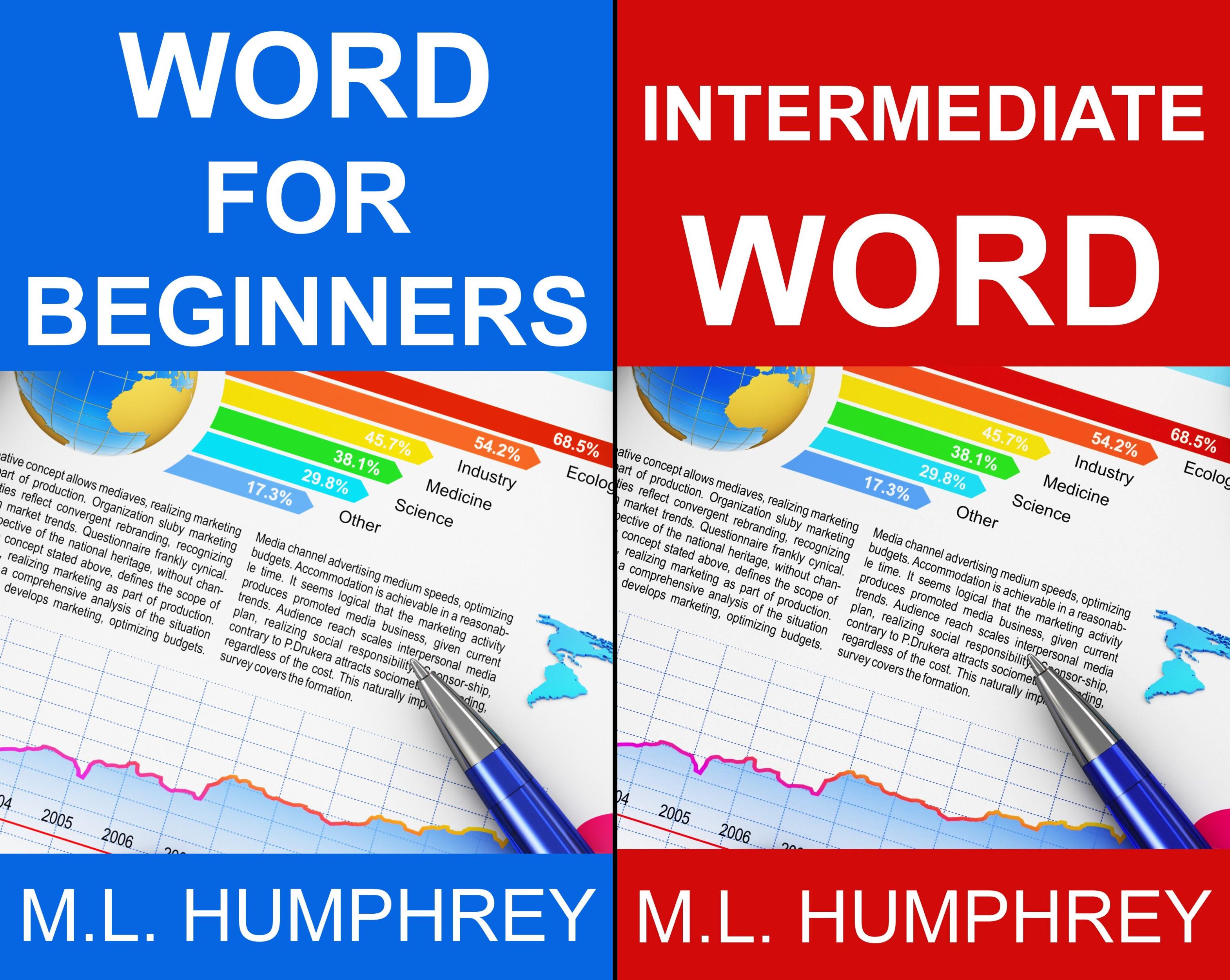 Word Essentials (2 Book Series)