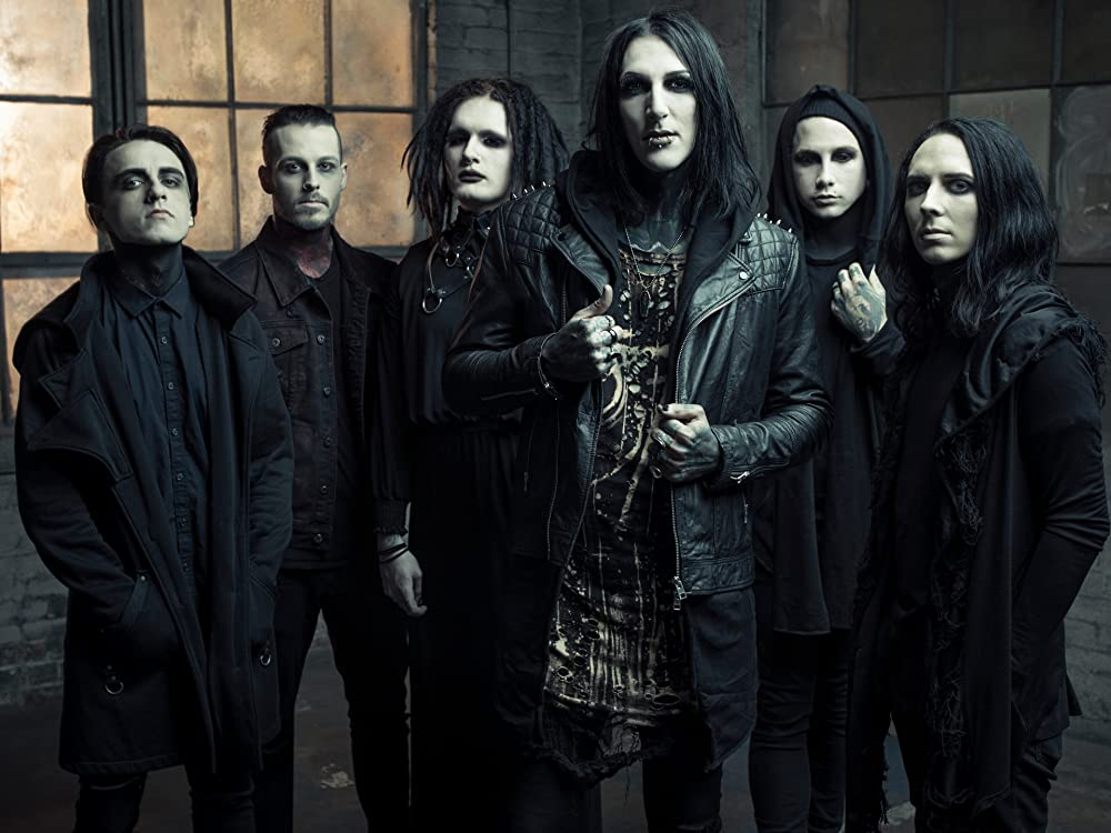 motionless in white on amazon music. Black Bedroom Furniture Sets. Home Design Ideas
