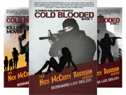 Nick McCarty Assassin Series (7 Book Series) by  Bernard Lee DeLeo