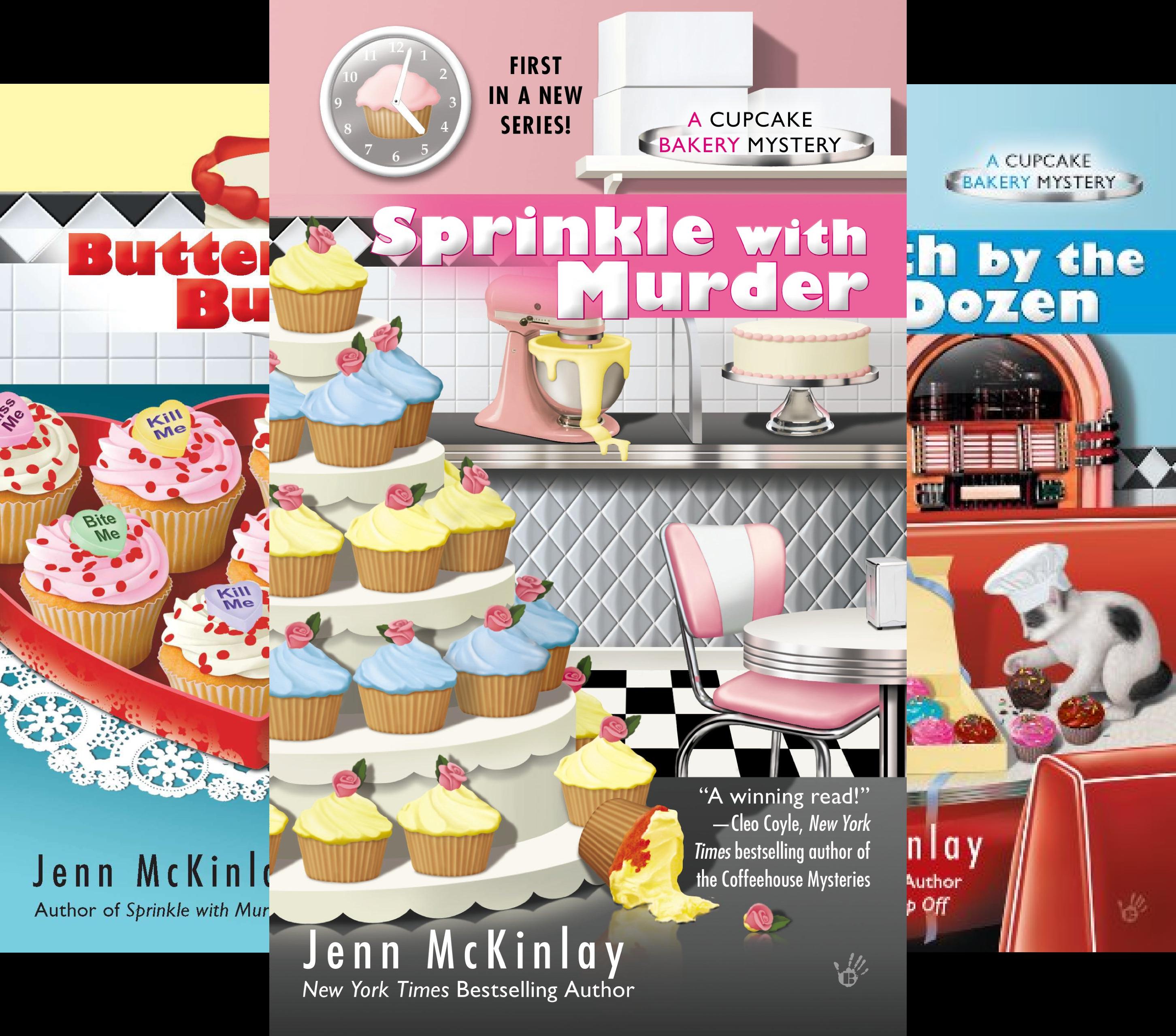 Cupcake Bakery Mystery (11 Book Series) -