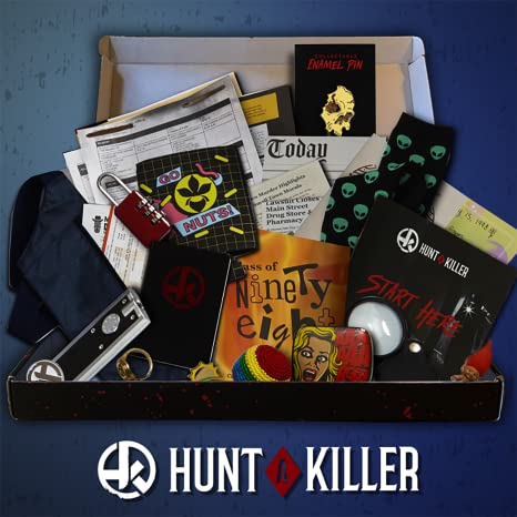 Amazon.com: Hunt A Killer - Immersive Murder Mystery ...