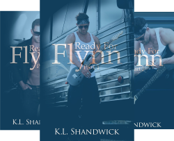 The Ready For Flynn Series (3 Book Series) by  KL Shandwick K. L. Shandwick